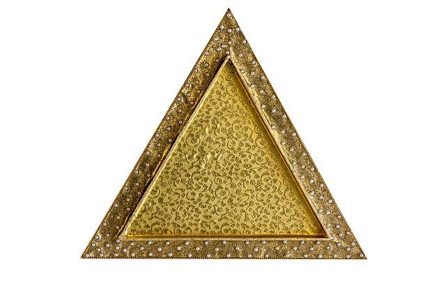 金の三角形
